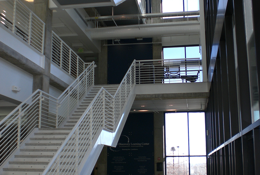 Interior Commercial Painting Denver Cornerstone Coatings