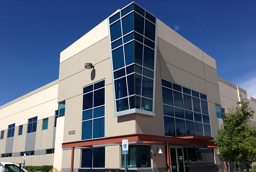 Exterior Commercial Painting Denver Cornerstone Painting Coatings