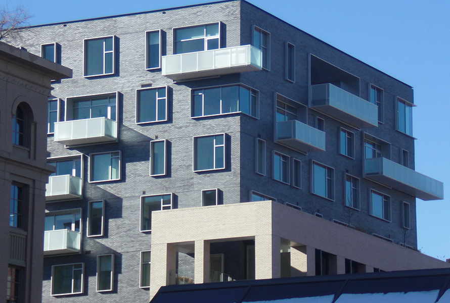 Exterior Commercial Painting Denver Cornerstone Coatings