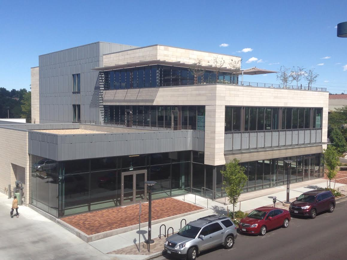 Exterior commercial painting denver cornerstone coatings Exterior commercial painting